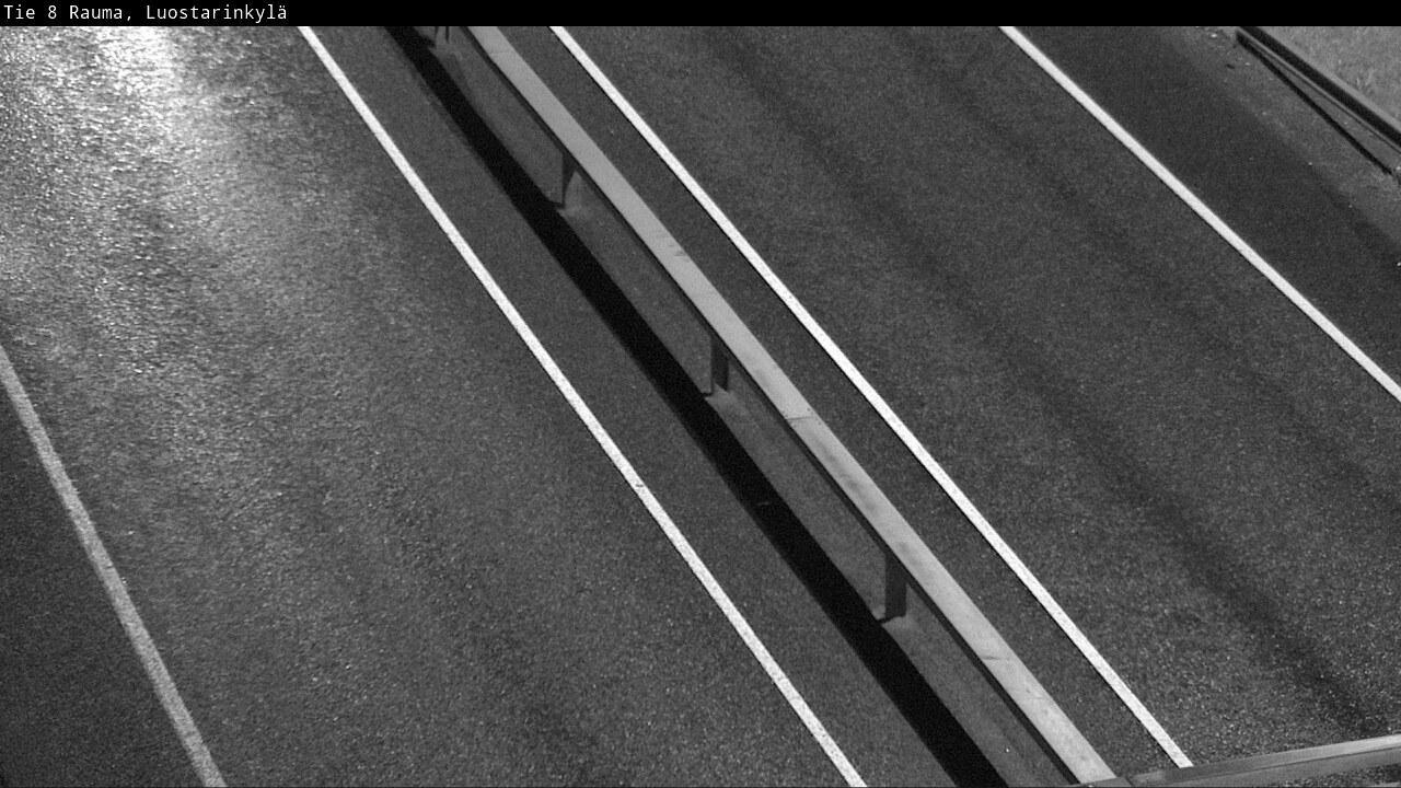 Webkamera Rauma: Tie8 − Tienpinta