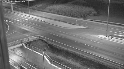 Current or last view from Kaarina: Tie 40 Ravattula − Tie 10 Turkuun