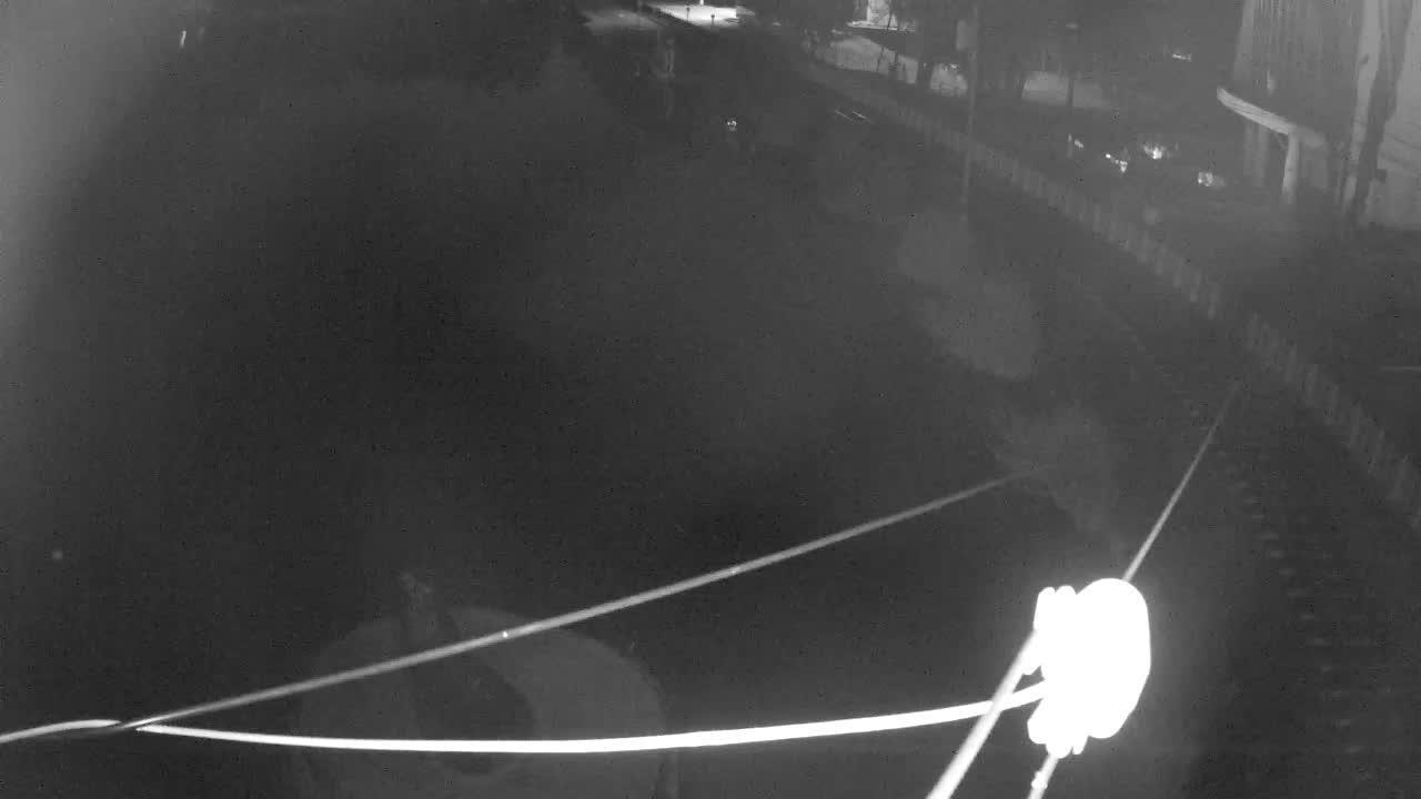 Webkamera Yuzhno-Sakhalinsk › South: Park im. Yu.A. Gagarina
