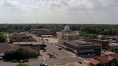 Webcam DeRidder › West: Beauregard Parish Library − Beaur