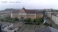 Český Těšín › North-East: náměstí ČSA - Overdag