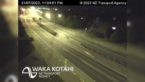 Webkamera Belfast › North: SH1 Redwood North, Christchurch
