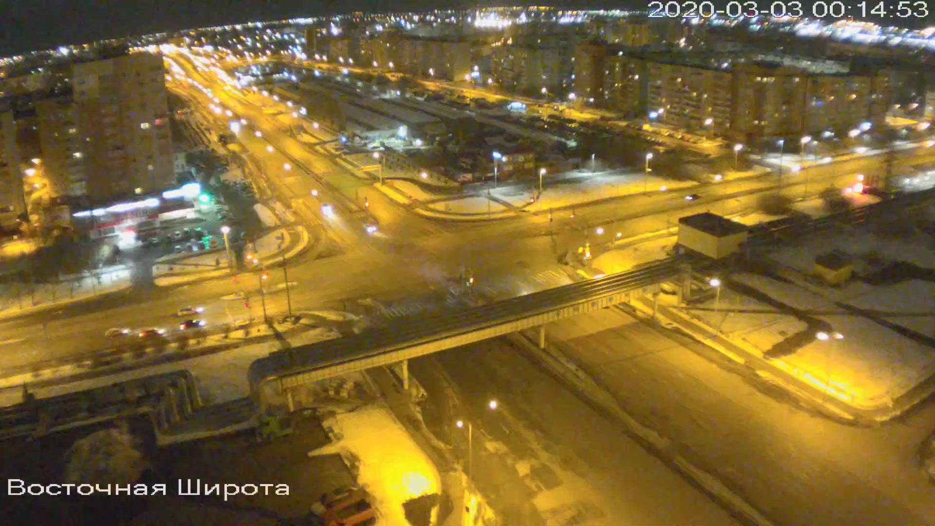 Webkamera Tyumen: Восточная Широта