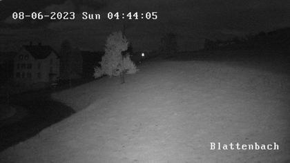 Wald › West: Blattenbach