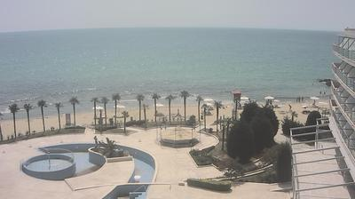 Daylight webcam view from Равда › North: Ravda − Burgas
