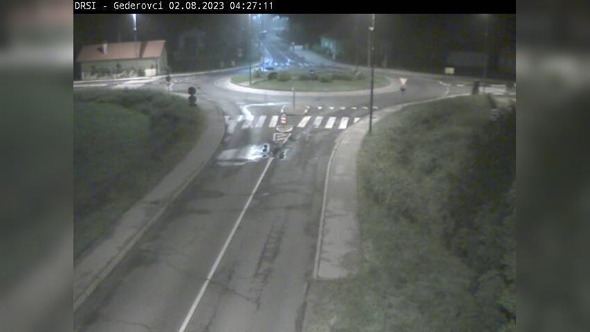 Webcam Sodišinci: R2-441, Murska Sobota − Gederovci, Gede