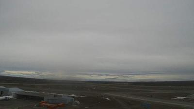 Daylight webcam view from Presidente Carlos Ibáñez del Campo International Airport › East: Magallanes