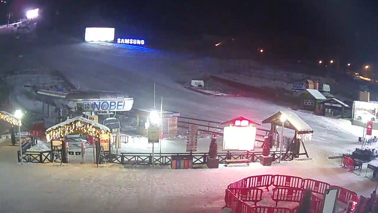 Webcam Shymbulak Ski Resort: Shymbulak Ski Resort (Base S