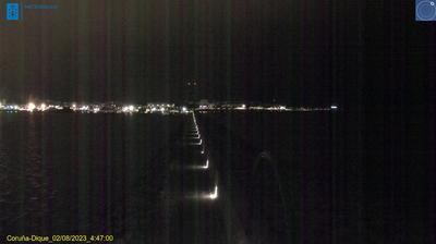 A Coruna daglys webkamera bilder