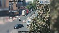 North Cheam: Holloway Rd/Tufnell Pk Rd - Overdag