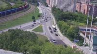 Novosibirsk > North-West: Ulitsa Pervomayskaya - Overdag