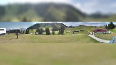 Daylight webcam view from Lofer: Skigebiet