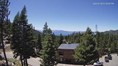 Thumbnail of South Lake Tahoe webcam at 5:17, May 11