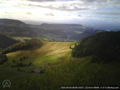 Mümliswil-Ramiswil: Vogelberg