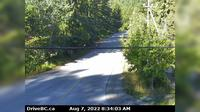 Alpine Meadows > West: , Hwy  at Alpine Way, looking west - Current