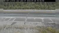 Unorganized Kenora District: Highway  near Little Joe Lake (Central Time) - Actuales