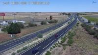 Pedrosillo el Ralo: Autov�a de Castilla - Overdag
