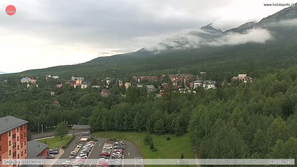 Webcam Nový Smokovec