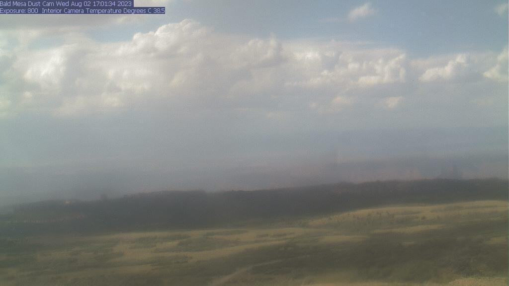Webcam Spanish Valley: La Sal Mountains (Bald Mesa)