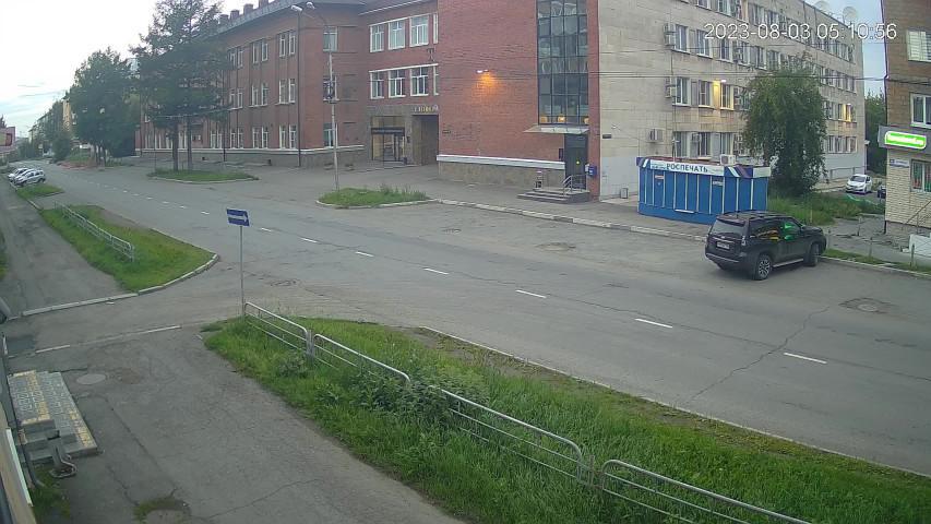 Webcam Нижний Тагил: Gazetnaya ul., 68