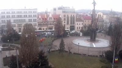 Webcam Cluj-Napoca: Piata Avram Iancu − Napoca