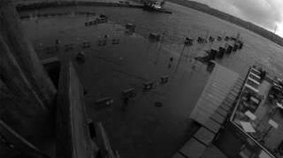 Daylight webcam view from Smiltynė: Senoji perkėla