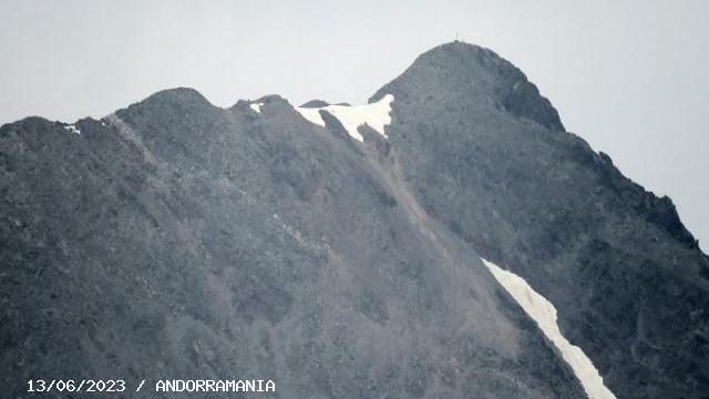Webcam Arinsal: Pic de Comapedrosa
