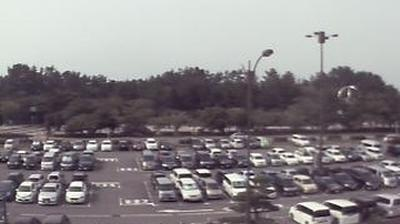 Webcam 浜中: Shonai Airport Parking (庄内空港駐車場)