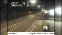 Mukilteo: SR  at MP .: Chennault Bch Rd - Actual