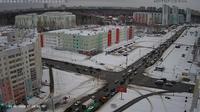 Chelyabinsk > South-East: Ulitsa Skul'ptora Golovnitskogo - Ulitsa Beyvelya - Prospekt Pobedy - Ulitsa Krasnoznamennaya - Actuales
