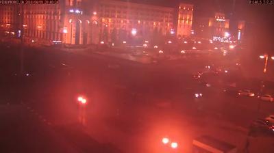 Webkamera Kiev: Maidan Nezalezhnosti