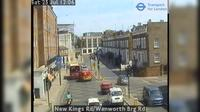 London: New Kings Rd/Wanworth Brg Rd - Actuelle