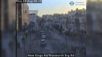London: New Kings Rd/Wanworth Brg Rd - Recent