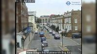 London: New Kings Rd/Wanworth Brg Rd - Jour