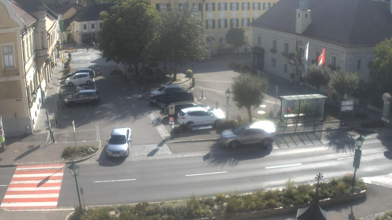 Webcam Gars am Kamp