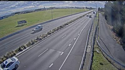 Daylight webcam view from Yaldhurst › North: SH1 Syd Bradley Rd, Christchurch