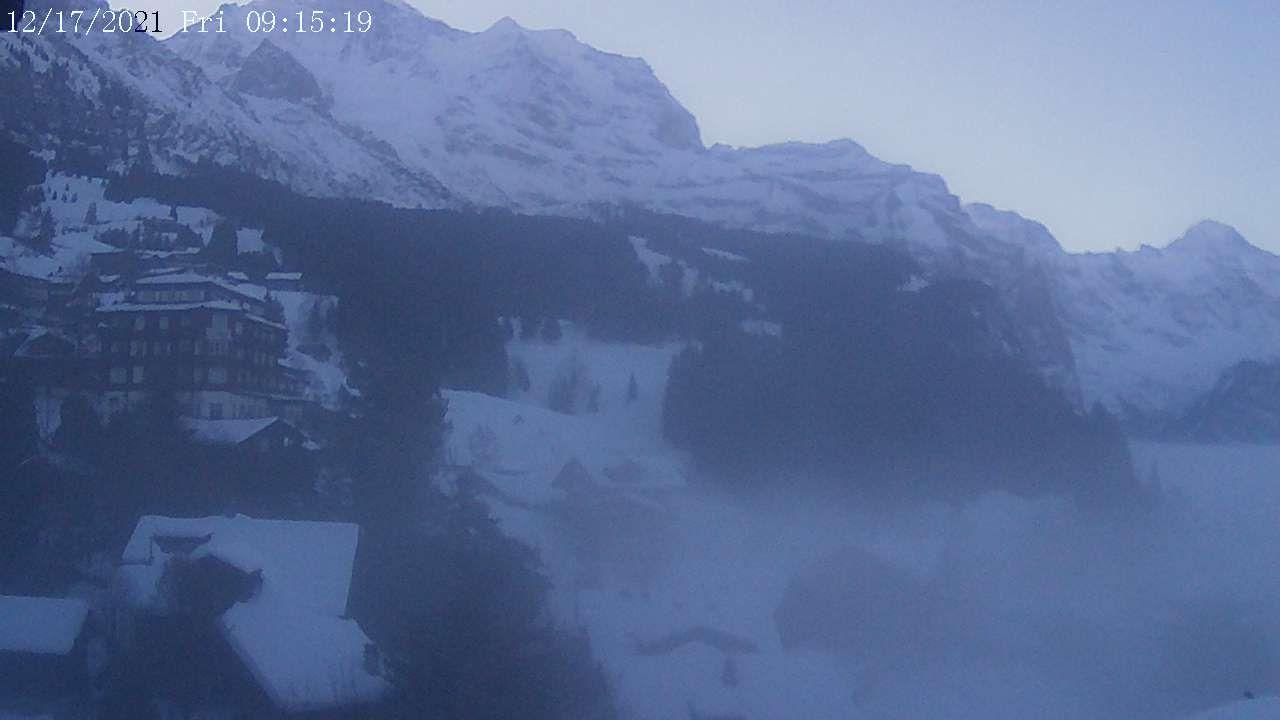 Lauterbrunnen: Wengen - Jungfrau