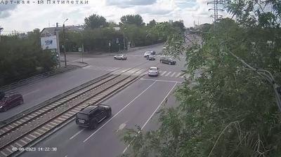 Thumbnail of Chelyabinsk webcam at 10:54, Mar 2