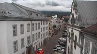 Stadt Hall in Tirol > North: Schulgasse - Actual