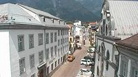 Stadt Hall in Tirol > North: Schulgasse - Dia