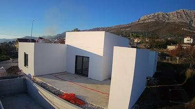 Kastel Sucurac: Construction site Wienerberger