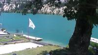Nantua > East: Lac de Nantua - Overdag