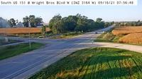 Walford: BX - US- @ Wright Bros Blvd (IWZ  West) - Day time