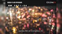 Columbus: City of - James Rd at Livingston Ave - Day time
