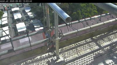 Vue webcam de jour à partir de Innere Stadt: Rathausplatz