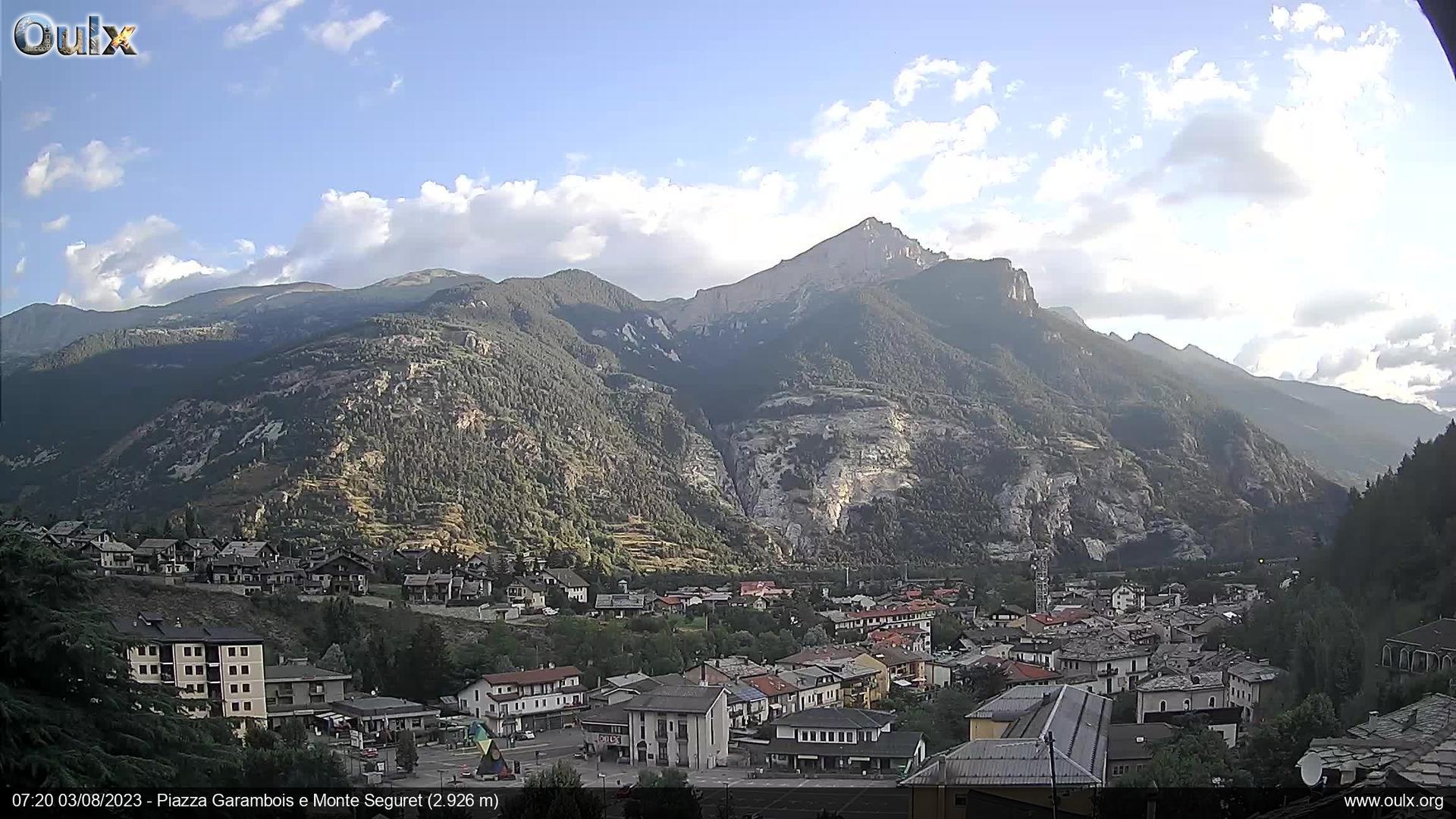 Webcam Sauze d'Oulx