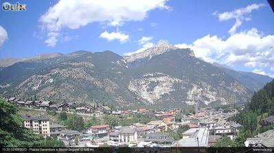 Gambar mini Webcam Cesana Torinese pada 6:16, Sep 26