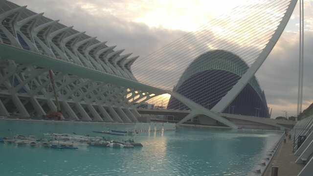 Webcam El Grao: Ciudad de las Artes y las Ciencias