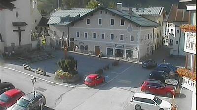 Vista actual o última desde Rauris: Webcam