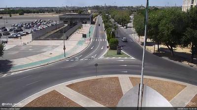 Vue webcam de jour à partir de Las Playas: Sevilla − Av. Blas Infante